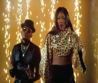 VIDEO Diamond Platnumz ft Tiwa Savage - Fire (Official Video)