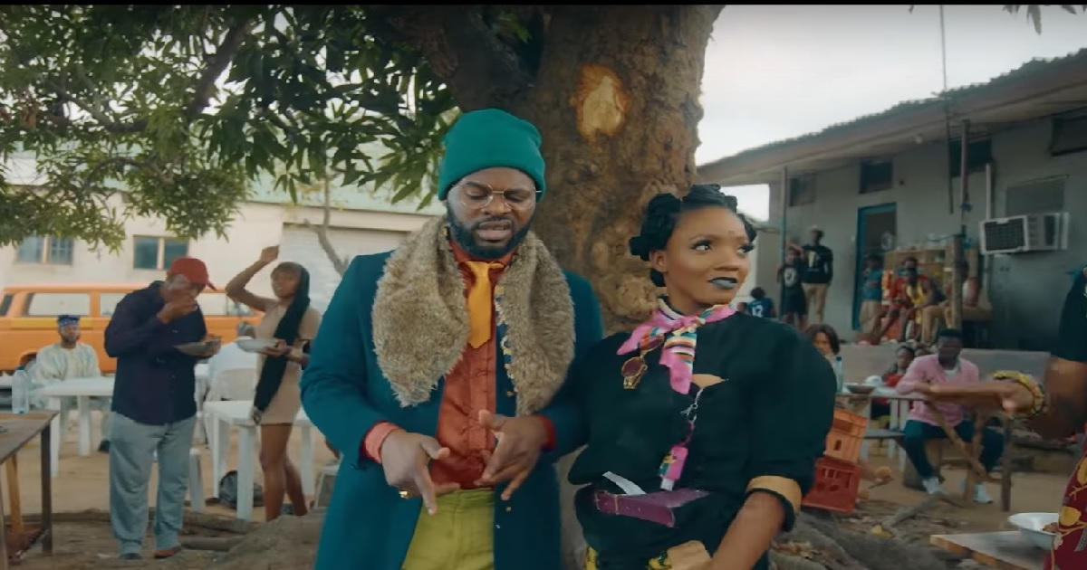 Simi & Falz - Foreign (Official Video)