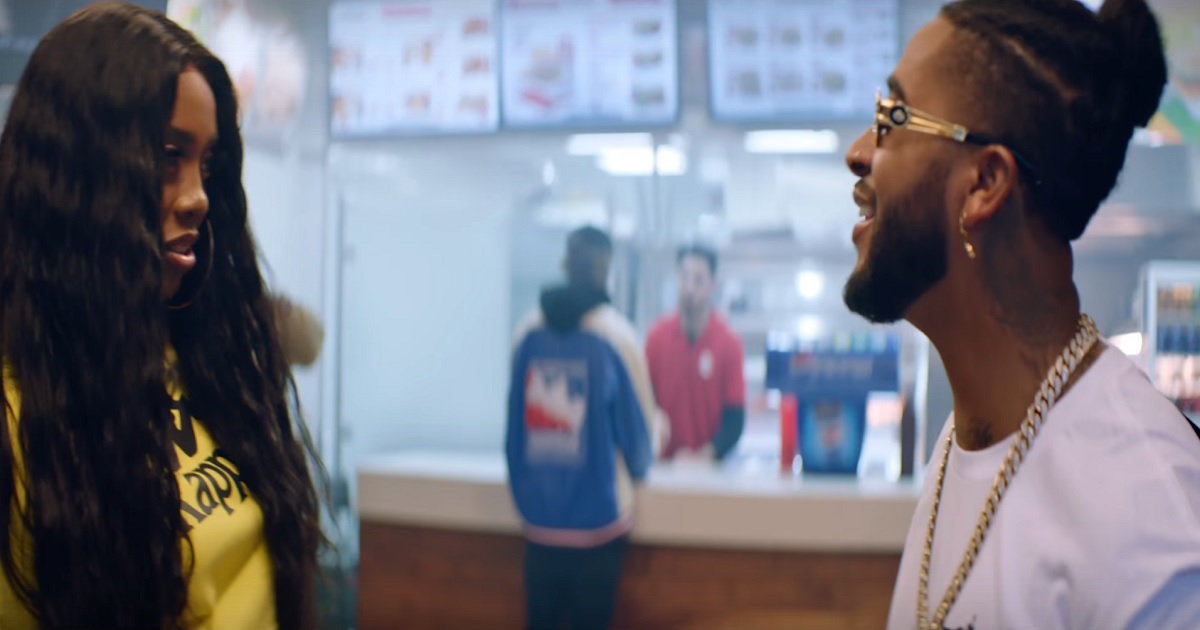 Tiwa Savage ft Omarion - Get It Now Remix (Official Video)